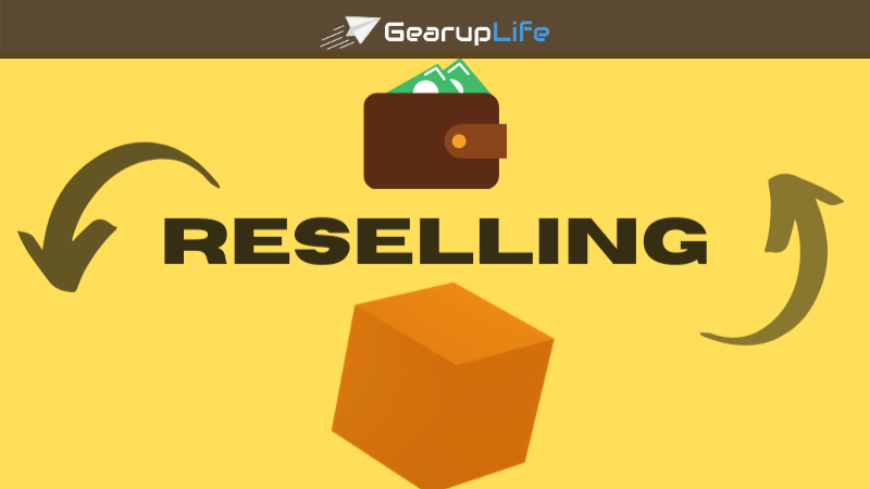 Reselling Business