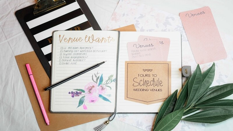 Wedding Or Event Planning Business